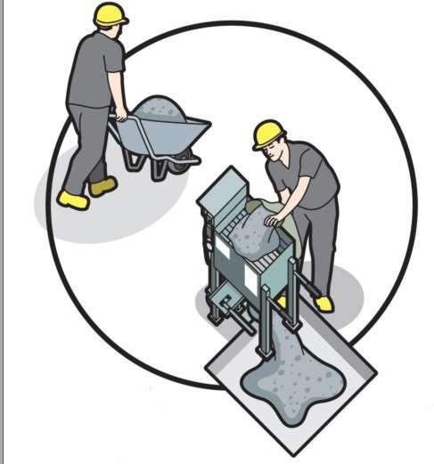 Misturador de emboço