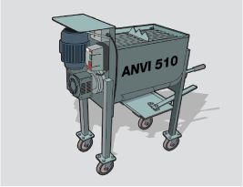 Misturador de Argamassa ANVI