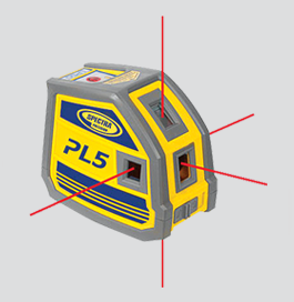 Níveis a laser