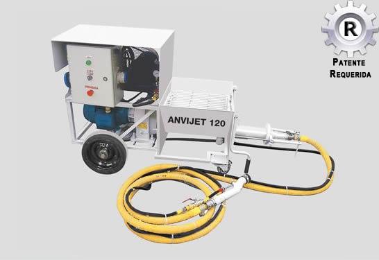 Sistema ANVIJET 120