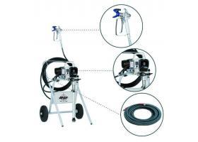 Locação pintura airless