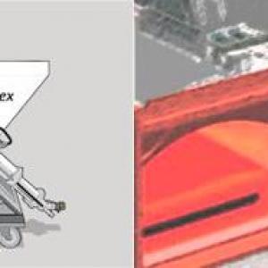 ANVIJET-FLEX para Siderurgia - Transporte e projeção de massa para vedação de fornos de Coque